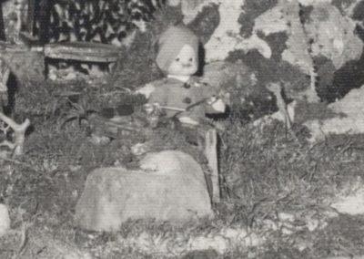 El afilador en 1969.