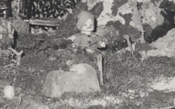 El afilador en uno de sus primeros años