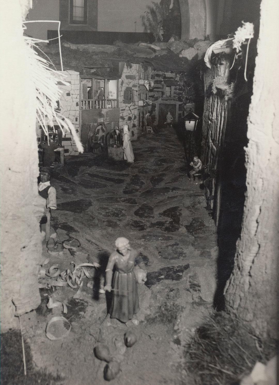 Calle en 1980