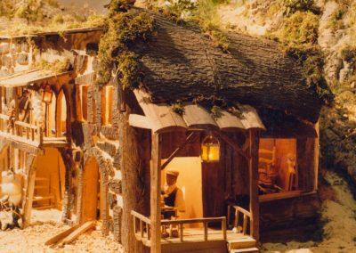 El carpintero en 1982.