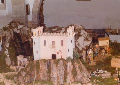 El castillo de Herodes en 1976