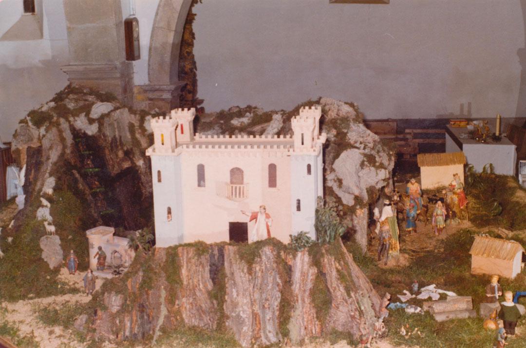 El castillo de Herodes.