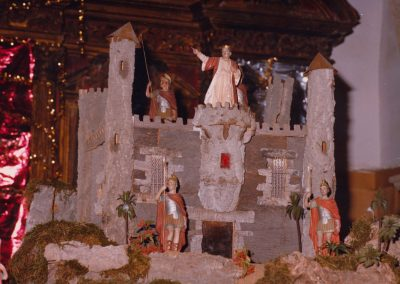 El castillo de Herodes en 1979
