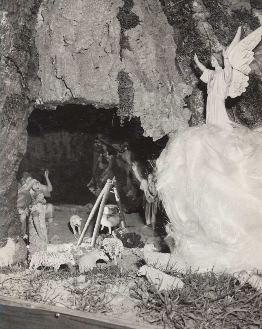 La cueva de los pastores.