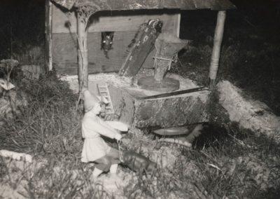 El molino en 1978.