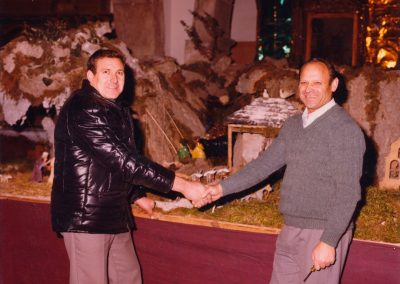 Gelo y Ser en 1980.