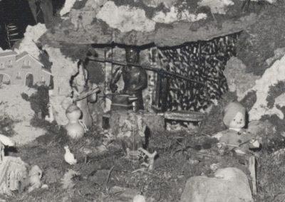 El herrero en 1970.