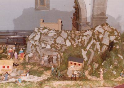 Vista lateral en 1976