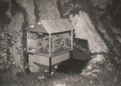 La mina en 1978.