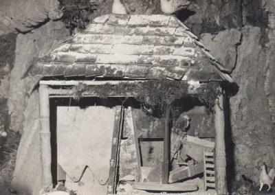 El molino en 1980.