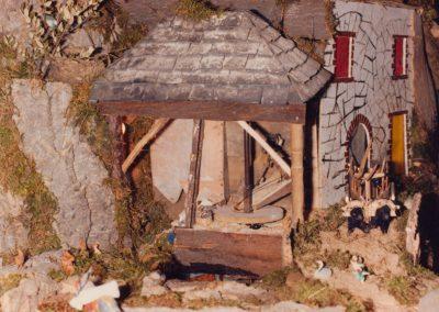 El molino en 1982.