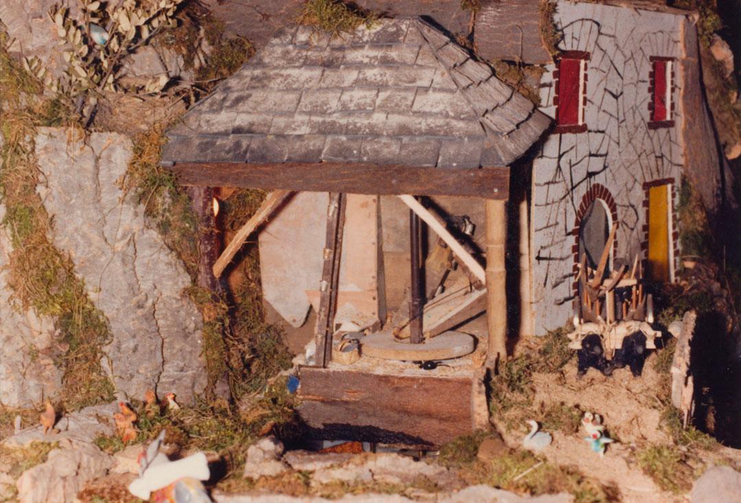 El molino.