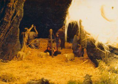 Cueva de los pastores en 1982.