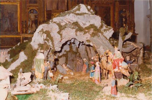 El portal de Belén.