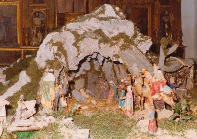 Portal de Belén en 1976