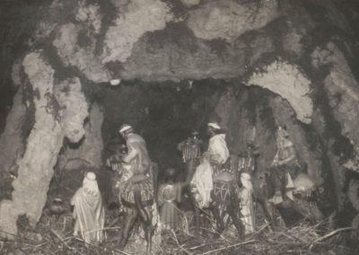 El Portal de Belén en 1978.