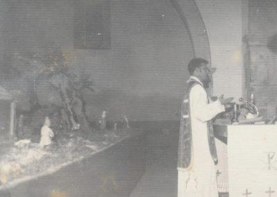 Misa D.Arturo en 1977