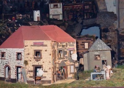 El afilador en 1986.