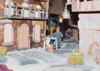 El afilador en 1993.