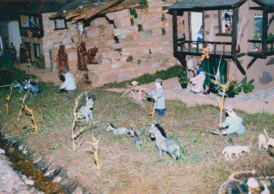 Los segadores en el 2000.