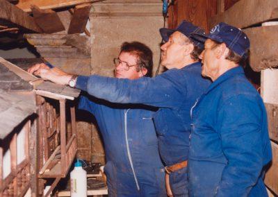 Teodoro, Gelo y Ser en 1994.