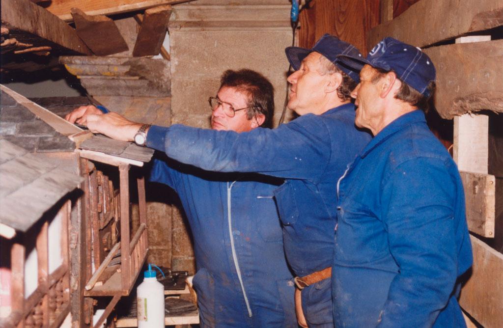 Teodoro, Gelo y Ser