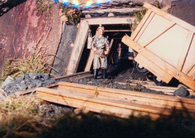 La bocamina en 1988.
