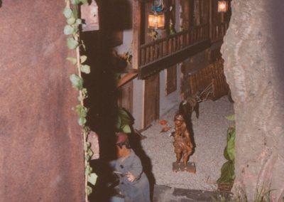 El afilador en 1992.