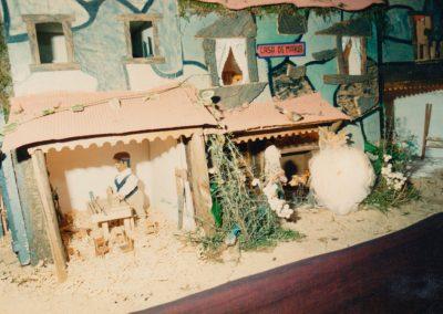 El carpintero en 1988.