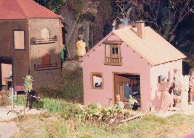 Casa berciana en 1986.