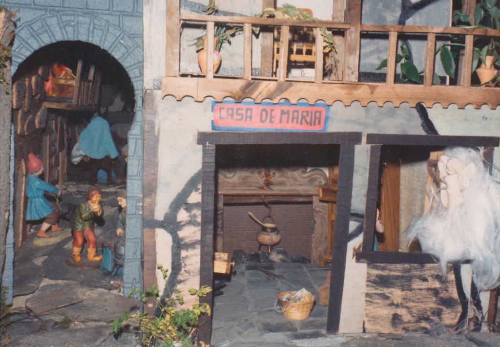 Casa de María.
