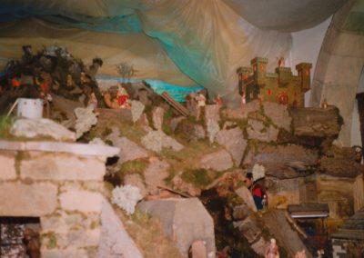 El castillo de Herodes en 1992.