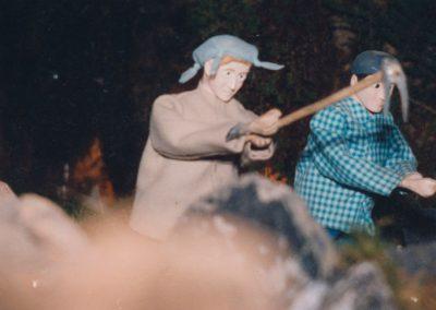 Labradores en 1991.