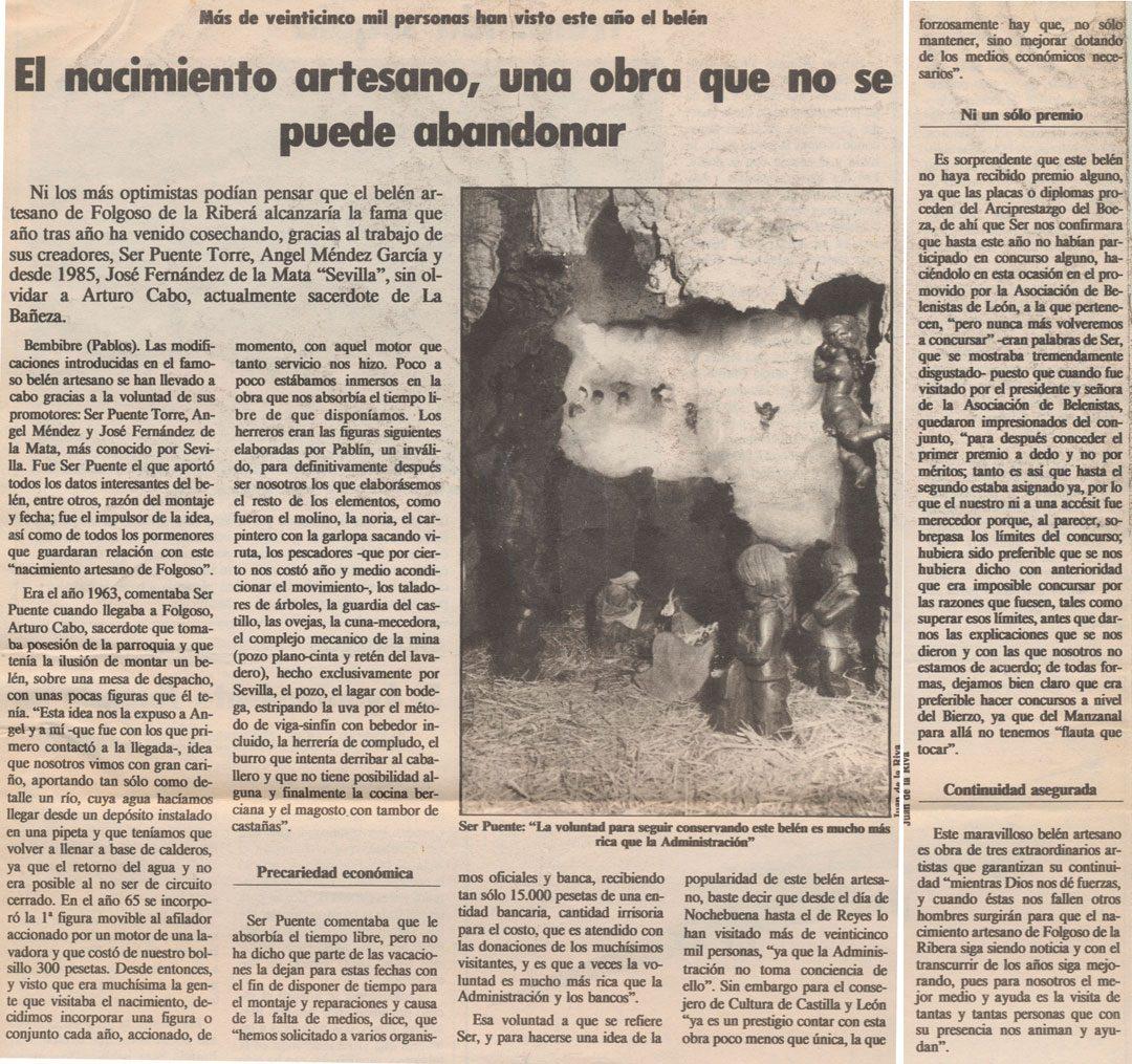 Angel Pablos, corresponsal de La Crónica.