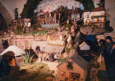 Vista desde la derecha en 1988.