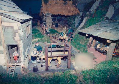 El herrador en 1990.