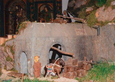 La herrería de Compludo en 1993.