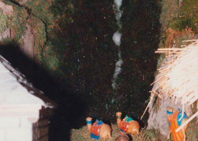 El herrero en 1993.