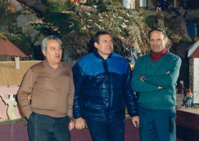 José, Gelo y Ser en 1986.