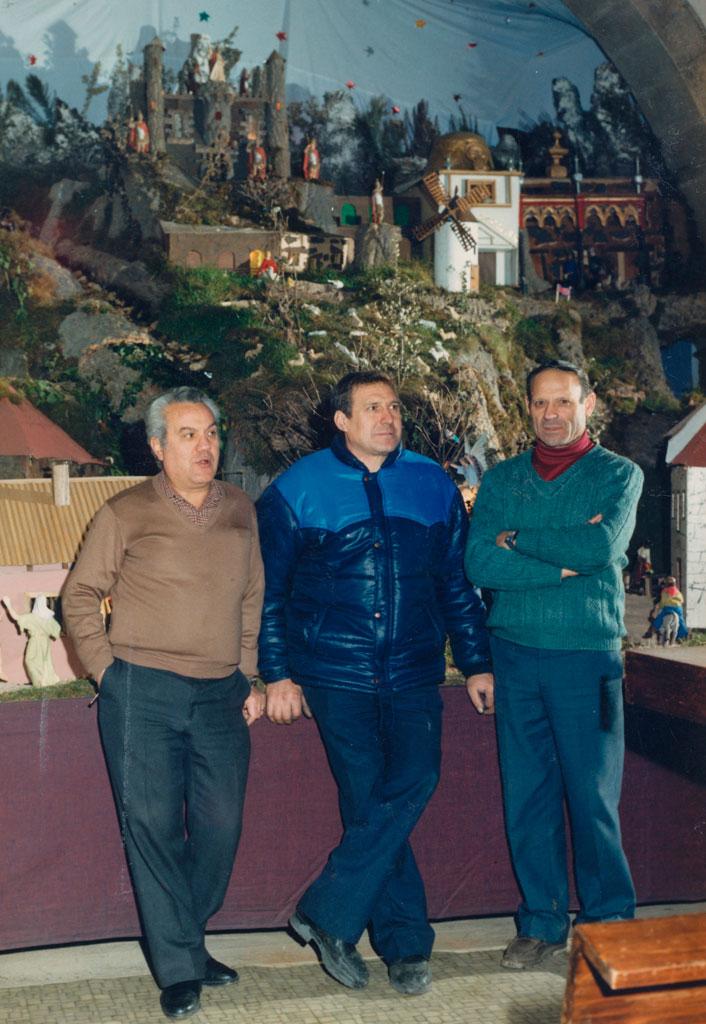 José, Gelo y Ser.