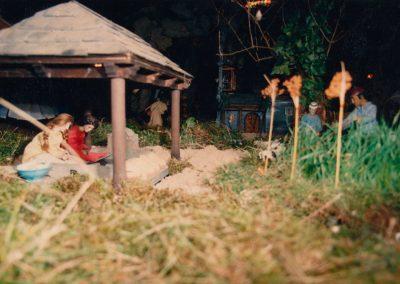 El lavadero en 1988.