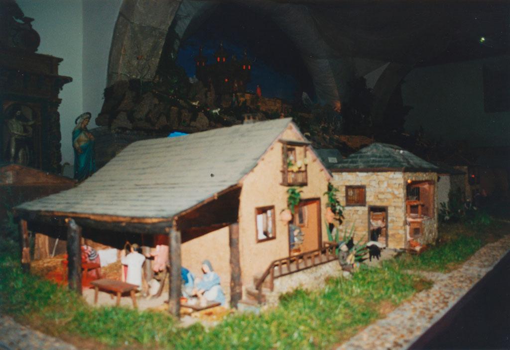 Casa berciana y matanza del cerdo.