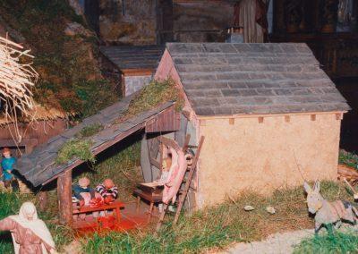 El samartino en 1993.