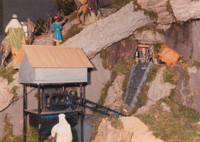 La explotación minera en 1988.