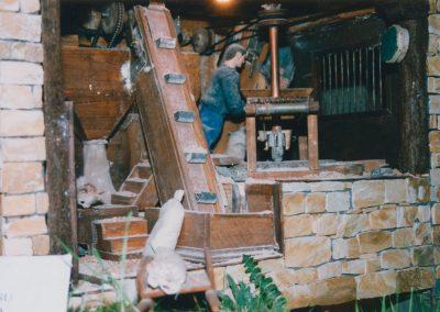 El molino en el 2000.