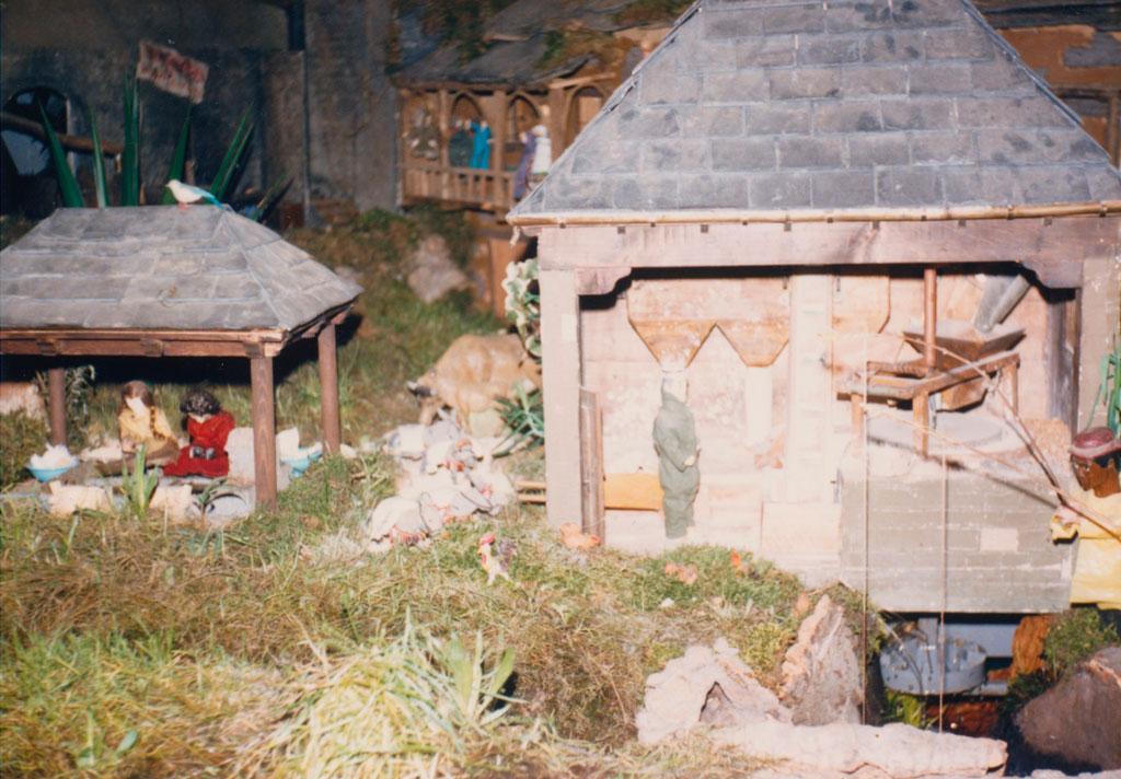 El lavadero junto al molino