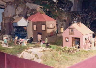 La noria en 1986.