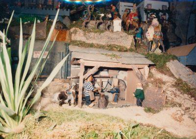 Los herreros en 1988.