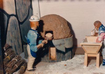 La panadería en 1988.