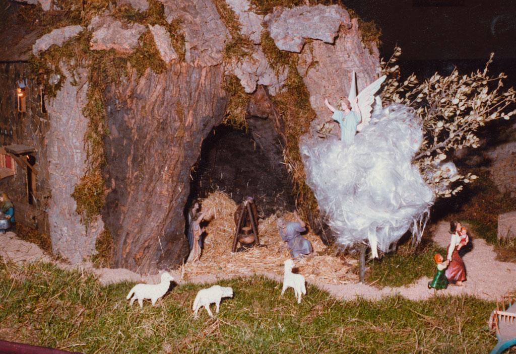 La cueva de los pastores